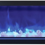 Blue Flame with Himalayan Salt