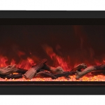 Remii 55-XT electric fireplace