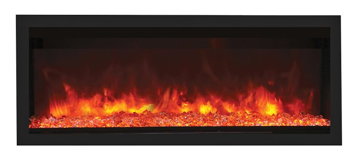 Remii-55XT Outdoor Electric Fireplace