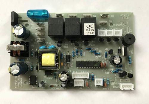 Circuit Board - 601097B - LRC16-03
