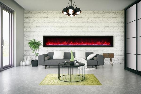 Remii WM-100B-Room-800 Electric Fireplace