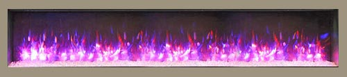 suround for electric fireplace