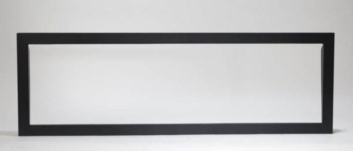 electric fireplace WM-B trim